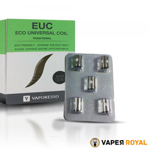 EUC Traditional Coil