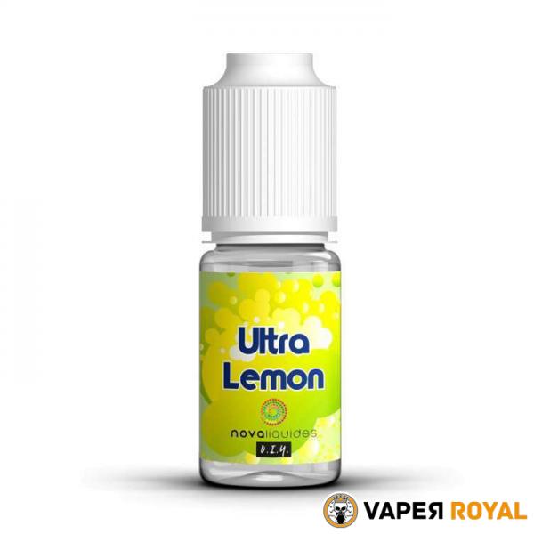 Nova Liquides Ultra Lemon