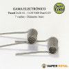SuperCoil Gama Electronico Fused