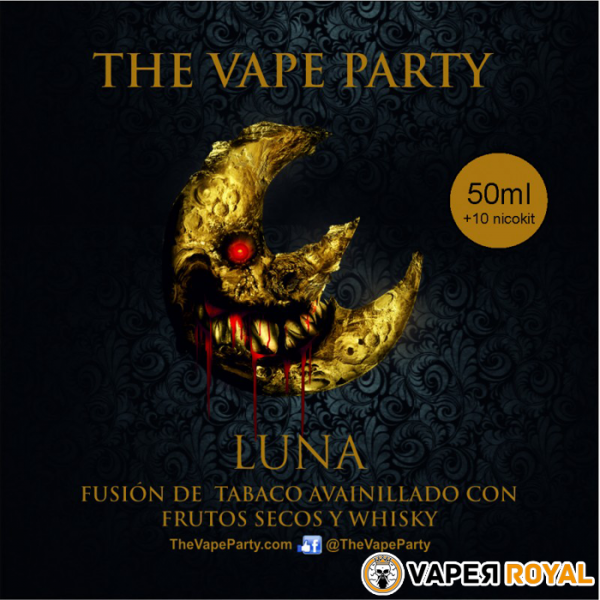 The Vape Party Luna