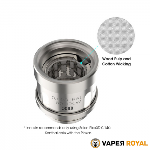 Innokin Scion Plexed Coil