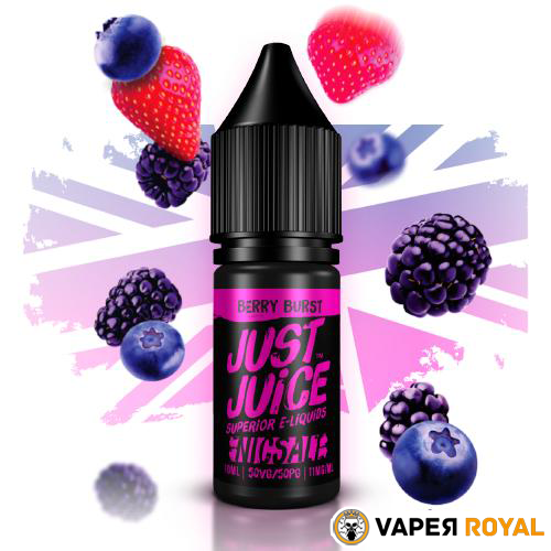 Just Juice Berry Burst