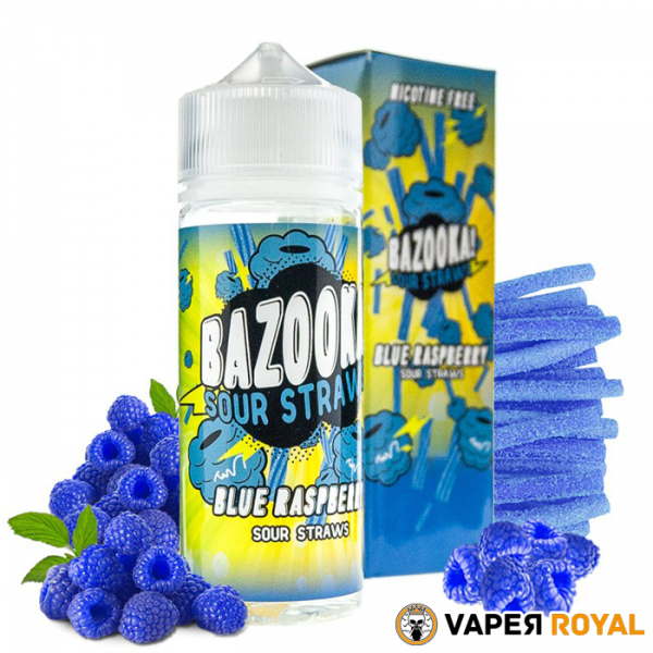 Bazooka Blue Raspberry