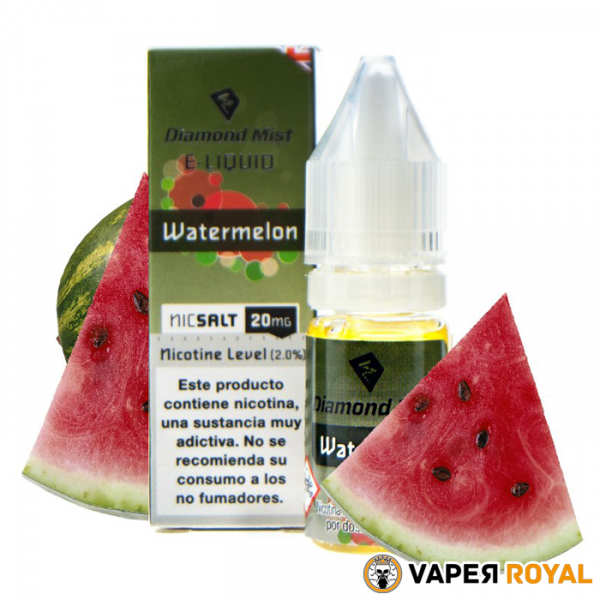 Diamond Mist Watermelon Salt