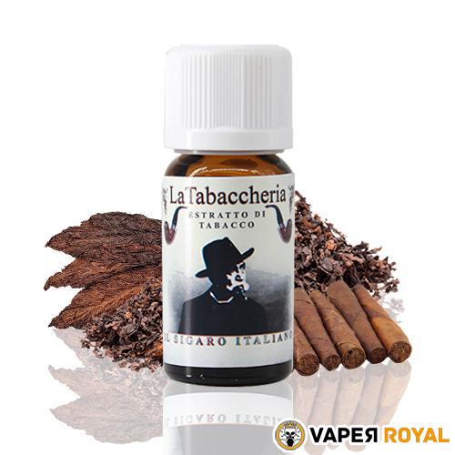 La Tabaccheria Estratto di Tabacco Il Sigaro Italiano