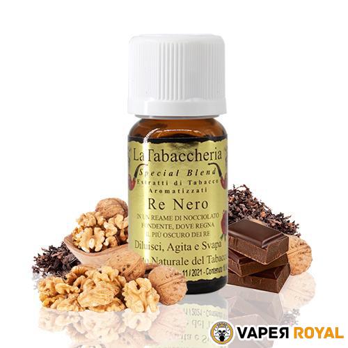 La Tabaccheria Special Blend Extratti di Tabacco Aromatizzati Re Nero
