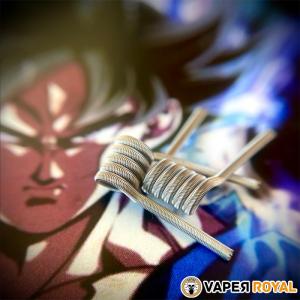 Timón Coil Alien Goku