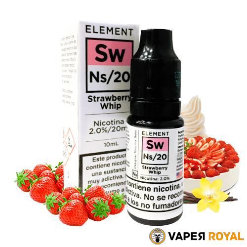 Element Strawberry Whip