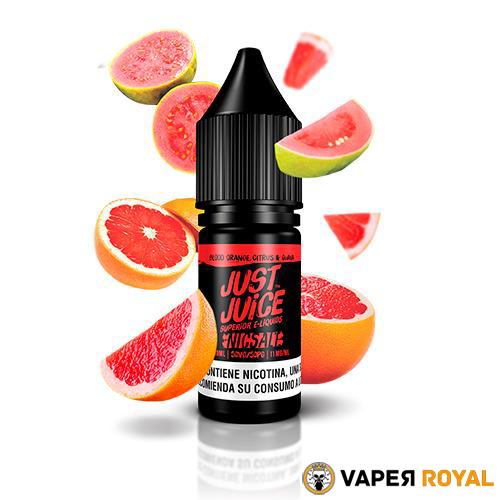 Just Juice Blood Orange Citrus Guava