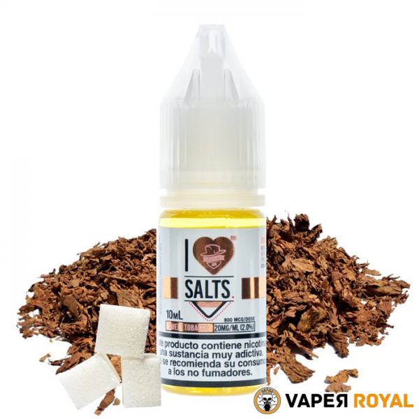 Mad Hatter I Love Salt Sweet Tobacco