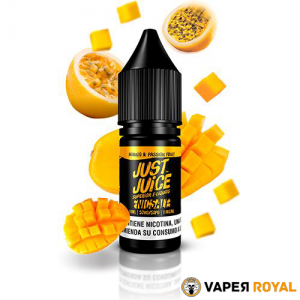 Just Juice Mango Passion Fruit