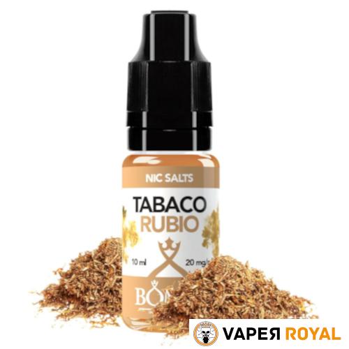Bombo Tabaco Rubio Salts