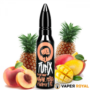 Riot Squad Mango, Peach & Pineapple