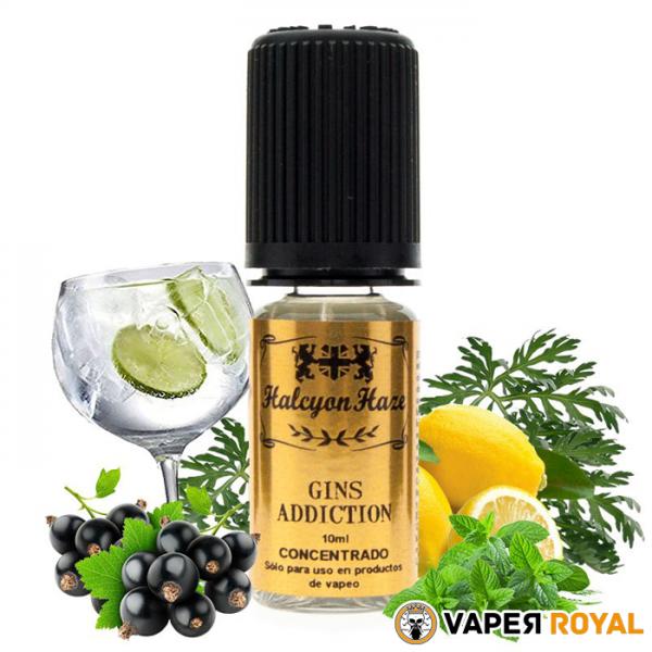 Halcyon Haze Gins Addiction Aroma