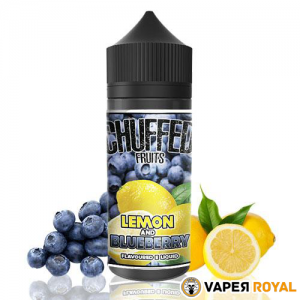Chuffed Fruits Lemon And Blueberry