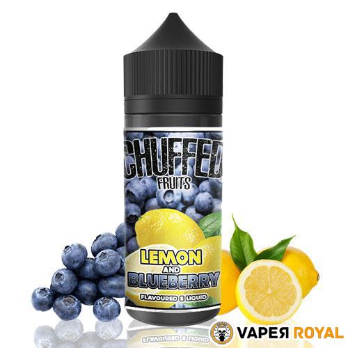 Chuffed Fruits Lemon And Blueberry