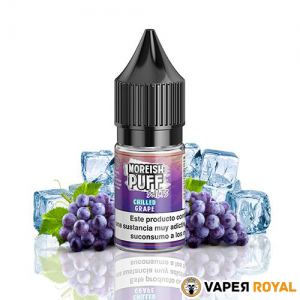 Moreish Puff Salts Chilled Grape