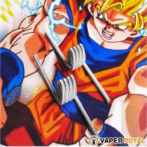 Timón Coil Alien Mini Goku Super Saiyan II