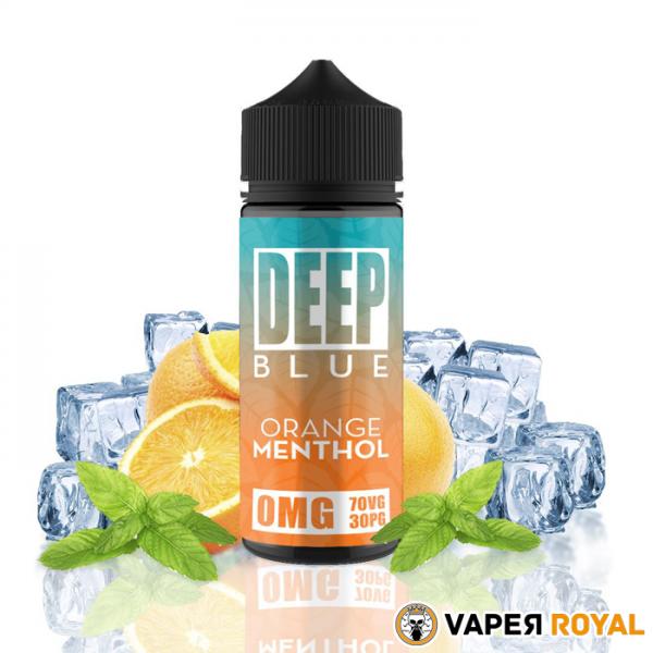 Deep Blue Orange Menthol