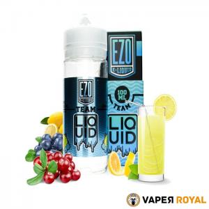 EZO Eliquid Blue Crush Lemonade
