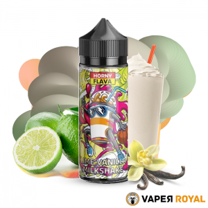 Horny Flava Lime Vanilla Milkshake