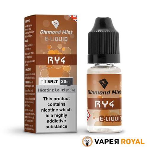 Diamond Mist RY4 Salt